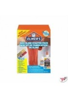 elmers-slime-set-mini-slime-starter-pack-liquido-magico-2-glitter-oro-e-rosso