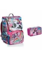 zaino-sj-gang-seven-school-pack-girl-zaino-estensibile--astuccio-animali-rosa
