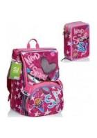 schoolpack-seven-ledtech-girl-zaino-estensibile-big--astuccio-3-zip-attrezzato-sj-gang-scuola-rosa