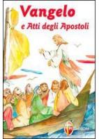 VANGELO E ATTI DEGLI APOSTOLI   CARATTERI GRANDI (8698)