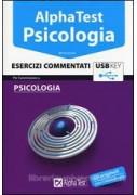 ALPHA TEST PSICOLOGIA ESERCIZI COMMENTATI USB