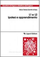 L1 E L2. IPOTESI E APPRENDIMENTO