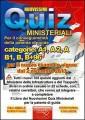 NUOVISSIMI QUIZ MINISTERIALI 2012