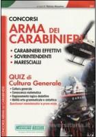 QUIZ DI CULTURA GENERALE ARMA DEI CARABINIERI 201