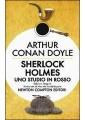 SHERLOCK HOLMES STUDIO ROSSO ORDINABILE 9788854155640